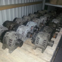 Alternator 15dci logan diesel